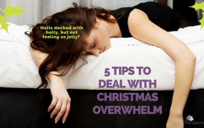 5 Easy Tips to Beat Christmas Overwhelm